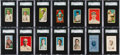 Basketball Cards:Lots, 1909-1915 Philadelphia Phillies and Athletics Baseball CardCollection (225+). ...