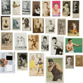 Boxing Cards:General, 20th Century International Boxing Card Collection (139) FromSullivan to Ali. ...