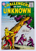 Silver Age (1956-1969):Superhero, Challengers of the Unknown #5 (DC, 1959) Condition: FN....