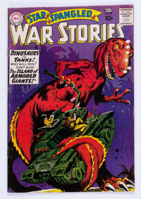 Star Spangled War Stories #90 (DC, 1960) Condition: FN