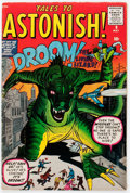 Silver Age (1956-1969):Mystery, Tales to Astonish #9 (Marvel, 1960) Condition: VG/FN....