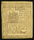 Colonial Notes:Delaware, Delaware May 1, 1777 20s Fine.. ...