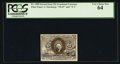 Fractional Currency:Second Issue, Fr. 1289 25¢ Second Issue PCGS Very Choice New 64.. ...