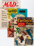 Golden Age (1938-1955):Miscellaneous, Golden to Silver Age Miscellaneous Comics Group (Various Publishers, 1950s-60s).... (Total: 13 Comic Books)