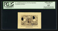 Fractional Currency:Second Issue, Second Issue Progress Proof PCGS Apparent Choice New 63.. ...