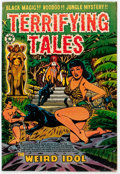 Golden Age (1938-1955):Horror, Terrifying Tales #14 (Star Publications, 1953) Condition: VG+....