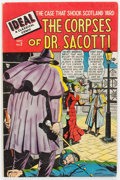 Golden Age (1938-1955):Adventure, Ideal #2 The Corpses of Dr. Sacotti (Timely, 1948) Condition: VG+....