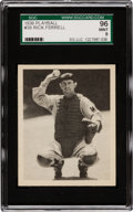 Baseball Cards:Singles (1930-1939), 1939 Play Ball Rick Ferrell #39 SGC 96 Mint 9 - The Finest SGCExample! ...
