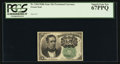 Fractional Currency:Fifth Issue, Fr. 1264 10¢ Fifth Issue PCGS Superb Gem New 67PPQ.. ...