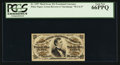 Fractional Currency:Third Issue, Fr. 1297 25¢ Third Issue PCGS Gem New 66PPQ.. ...