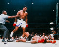 Boxing Collectibles:Autographs, Circa 2000 Muhammad Ali Signed Large Photograph....