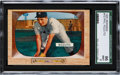 Baseball Cards:Singles (1950-1959), 1955 Bowman Phil Rizzuto #10 SGC 96 Mint 9 - The Finest SGCExample! ...