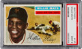 Baseball Cards:Singles (1950-1959), 1956 Topps Willie Mays #130 PSA Mint 9 - None Higher....