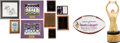 Football Collectibles:Others, 1994-2004 Daunte Culpepper Personal Awards Lot of 11....