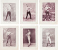 "Boxing Collectibles:Memorabilia, 1894 ""Portrait Gallery of Pugilists of America"" Collection (32)...."