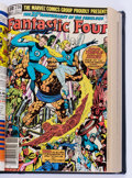 Modern Age (1980-Present):Superhero, Fantastic Four #232-250 Bound Volume (Marvel, 1981-83)....