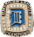 Baseball Collectibles:Others, 2006 Detroit Tigers American League Championship Ring....