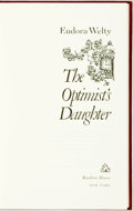 Books:Literature 1900-up, Eudora Welty. SIGNED/LIMITED. The Optimist's Daughter. NewYork: Random House, 1972. First edition, limited to 300 n...