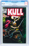 Modern Age (1980-Present):Miscellaneous, Kull the Conqueror #2 (Marvel, 1983) CGC NM/MT 9.8 White pages....