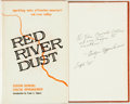 Books:Americana & American History, Eugene Bowers and Evelyn Oppenheimer. INSCRIBED. Red RiverDust. Sparkling Tales of Frontier America's Red RiverV...