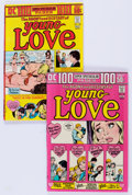Silver Age (1956-1969):Romance, Young Love #107 and 108 Group (DC, 1974) Condition: AverageVF/NM.... (Total: 2 Comic Books)