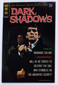 Silver Age (1956-1969):Horror, Dark Shadows #1 (Gold Key, 1969) Condition: VF+....