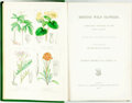 Books:Natural History Books & Prints, Thomas Moore. British Wild Flowers. Familiarly Described in the Four Seasons. For the Use of Beginners and Amateurs. ...