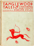 Books:Children's Books, Nathaniel Hawthorne. Tanglewood Tales. [London: Hodder andStoughton, 1938]. First edition, first printing. Publishe...