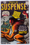 Silver Age (1956-1969):Horror, Tales of Suspense #22 (Marvel, 1961) Condition: GD....