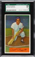 Baseball Cards:Singles (1950-1959), 1954 Bowman Phil Rizzuto #1 SGC 96 Mint 9 - SGC's Finest Example!...
