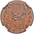 Ireland, Ireland: Dublin. Miscellaneous Farthing Token ND (c.1790's) MS65 Red and Brown NGC,...