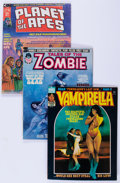 Magazines:Miscellaneous, Assorted Magazines Box Lot (Various Publishers, 1960s-'80s)Condition: Average VG/FN....