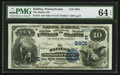 National Bank Notes:Pennsylvania, Halifax, PA - $10 1882 Value Back Fr. 577 The Halifax NB Ch. #(E)5601. ...
