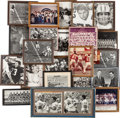 Football Collectibles:Photos, 1960's and 1970's Ralph Neely Personal Photographs Lot of 60+....