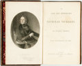 Books:Literature Pre-1900, [Featured Lot] Charles Dickens. The Life and Adventures ofNicholas Nickleby. London: Chapman and Hall, 1839. Firs...