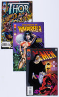 Modern Age (1980-Present):Miscellaneous, Marvel Modern Age Long Box Group (Marvel, 1995-98) Condition: Average NM-....