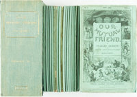 [Featured Lot] Charles Dickens. Our Mutual Friend. With illustrations by Marcus Stone. London: