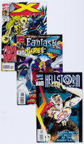 Modern Age (1980-Present):Miscellaneous, Marvel Modern Age Long Box Group (Marvel, 1993-94) Condition: Average NM-....