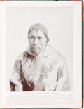 Books:Photography, [Photography] F.W. Putnam. Oriental and Occidental Northern and Southern Portrait Types of the Midway Plaisance....