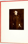 Books:Art & Architecture, John S. Sargent. LIMITED. The Work of John S. Sargent, R.A. London: William Heinemann/New York: Scribner's, 1927. Ed...
