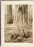 Books:Literature Pre-1900, Bret Harte. The Luck of Roaring Camp, and Other Sketches.Boston: James R. Osgood, 1872. Illustrated. Folio. Origina...