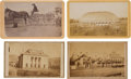 Photography:CDVs, Carte de Visite: Three Photos of Salt Lake City & One of Corinne, Utah. ...