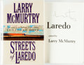 Books:Literature 1900-up, Larry McMurtry. SIGNED. Streets of Laredo. New York: Simonand Schuster, 1993. First edition. Signed by the author...