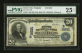 National Bank Notes:Virginia, Chase City, VA - $20 1902 Plain Back Fr. 652 The First NB Ch. #(S)9291. ...