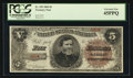 Large Size:Treasury Notes, Fr. 359 $5 1890 Treasury Note PCGS Extremely Fine 45PPQ.. ...