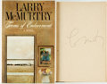 Books:Literature 1900-up, Larry McMurtry. SIGNED. Terms of Endearment. New York: Simonand Schuster, [1975]. First edition. Signed by the au...