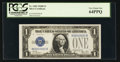 Small Size:Silver Certificates, Fr. 1602 $1 1928B Silver Certificate. Low Serial Number H00000005B. PCGS Very Choice New 64PPQ.. ...