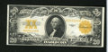 Large Size:Gold Certificates, Fr. 1187 $20 1922 Gold Certificate Very Fine. Bright inks and sound edges highlight this nice $20 Gold....