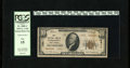 National Bank Notes:West Virginia, Fairmont, WV - $10 1929 Ty. 2 First NB Ch. # 13811. This lateentrant came online as a national bank in October 1933, th...