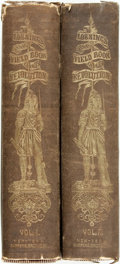 Books:Americana & American History, Benson J. Lossing. The Pictorial Field-Book of theRevolution. New York: Harpers, 1860. Two volumes. Originalcloth ... (Total: 2 Items)